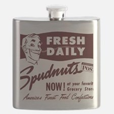 SPUDNUTS Fresh Daily Flask