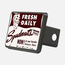 SPUDNUTS Fresh Daily Hitch Cover