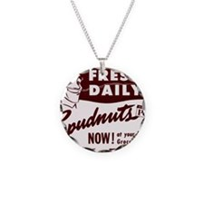 SPUDNUTS Fresh Daily Necklace