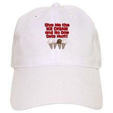 Give me Ice Cream Baseball Cap