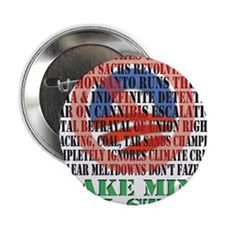 "NObama: Make Mine Stein! 2.25"" Button"