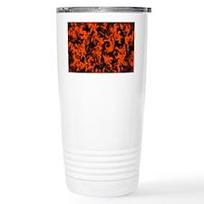 Pumpkin Orange Travel Mug