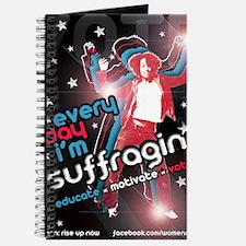 Every Day Im Suffragin Journal