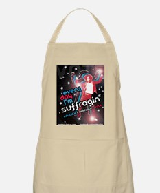 Every Day Im Suffragin Apron