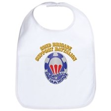 DUI - 82nd Brigade Support Battalion With Text Bib