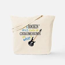 rockin chromosome 2 Tote Bag