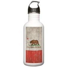 Vintage California Rep Sports Water Bottle