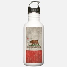 Vintage California Rep Sports Water Bottle