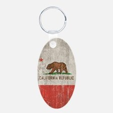 Vintage California Republic Keychains