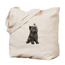 Brindle Cairn (#14) Tote Bag