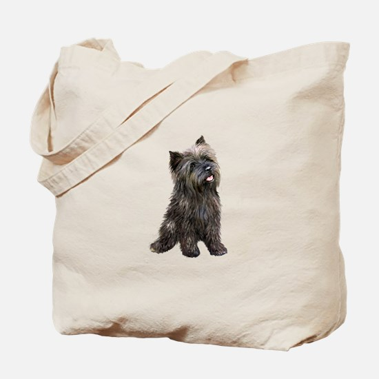 Brindle Cairn (#14) Tote Bag