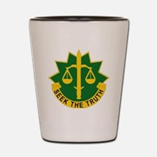 DUI - 6th Military Police Group Shot Glass