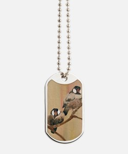 Shanghai Birds Duo Dog Tags
