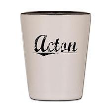 Acton, Vintage Shot Glass