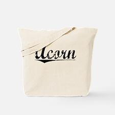 Acorn, Vintage Tote Bag