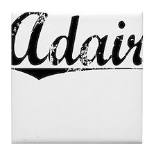 Adair, Vintage Tile Coaster