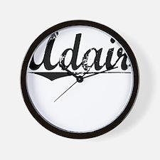 Adair, Vintage Wall Clock