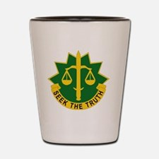 DUI - 6th Military Police Group with Te Shot Glass