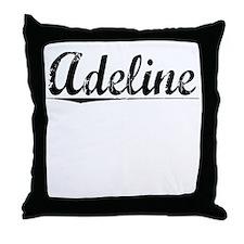Adeline, Vintage Throw Pillow