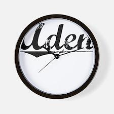 Aden, Vintage Wall Clock