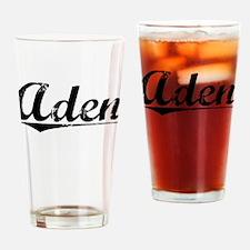 Aden, Vintage Drinking Glass