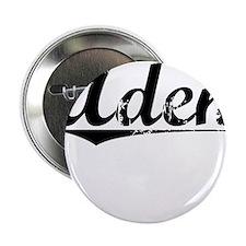 """Aden, Vintage 2.25"""" Button"""