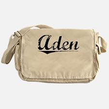 Aden, Vintage Messenger Bag