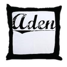 Aden, Vintage Throw Pillow