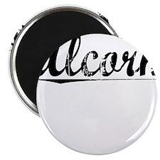Alcorn, Vintage Magnet
