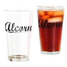 Alcorn, Vintage Drinking Glass