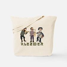 Klezmer Tote Bag