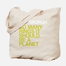 So Many Rings, Should Be A Planet Tote Bag