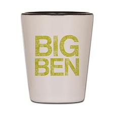 BIG BEN, Vintage, Shot Glass