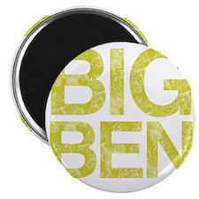 BIG BEN, Vintage, Magnet