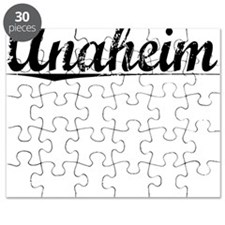 Anaheim, Vintage Puzzle