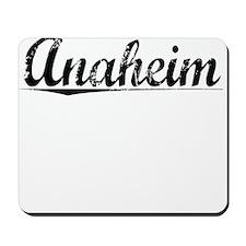 Anaheim, Vintage Mousepad