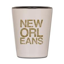 NEW ORLEANS, Vintage, Shot Glass