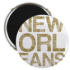 NEW ORLEANS, Vintage, Magnet