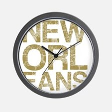 NEW ORLEANS, Vintage, Wall Clock