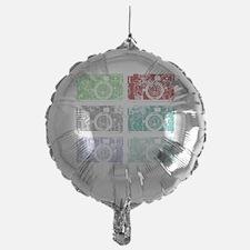 Cameras, Warhol, Vintage Balloon