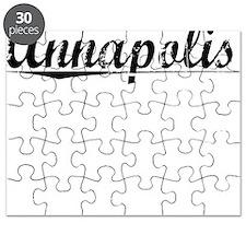 Annapolis, Vintage Puzzle