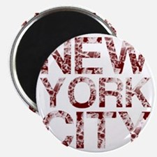New York City, Aged Red, Magnet