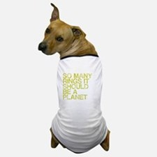 Pittsburgh PLANET, vintage, Dog T-Shirt