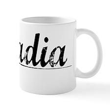 Arcadia, Vintage Mug