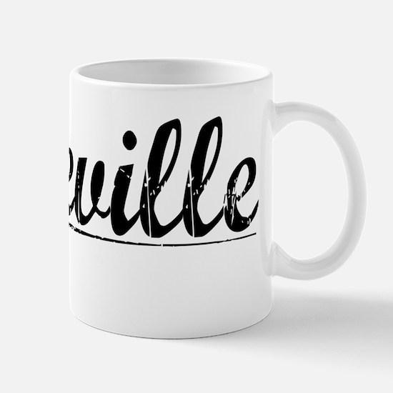 Asheville, Vintage Mug