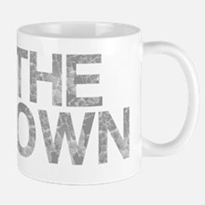 THE TOWN, Vintage, Mug