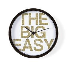 THE BIG EASY, Vintage, Wall Clock