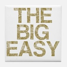 THE BIG EASY, Vintage, Tile Coaster