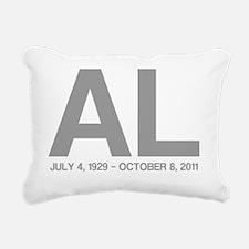 REMEMBER AL DAVIS Rectangular Canvas Pillow