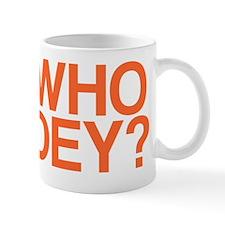 WHO DEY? Mug